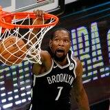 Kevin Durant regresará hoy a la acción con los Nets
