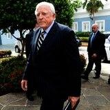 Carlos Romero Barceló será el primer exgobernador en tener un funeral de estado en La Fortaleza