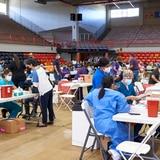 Exitosa vacunación masiva en el municipio de San Germán