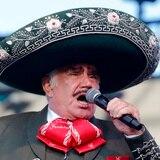 Vicente Fernández tardará en recuperarse