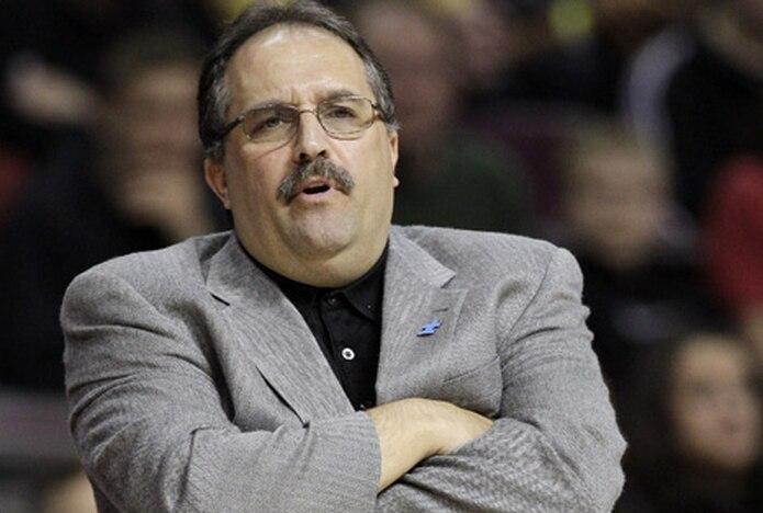 Van Gundy dirigió al Magic durante cinco temporadas. (AP)