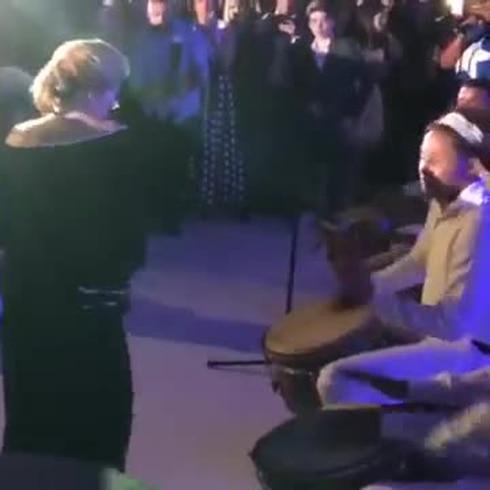 Ricky Martin pone a bailar bomba a Carmen Yulín Cruz