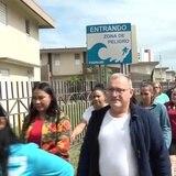 Exitoso simulacro de terremoto y tsunami en Cataño