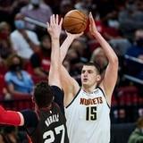 Denver elimina a los Trail Blazers de Portland