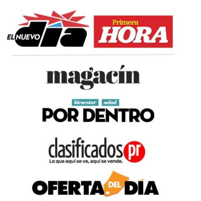 Las marcas de GFR Media impactan a 2 millones de puertorriqueños.   (Archivo)