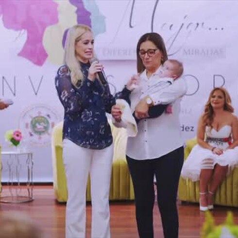 Marlene Martins da Rocha da su testimonio sobre la muerte de sus tres hijos