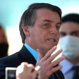 Presidente de Brasil tiene coronavirus