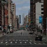 Desaparece la gente de la ciudad de Nueva York