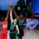 Gordon Hayward será baja de los Celtics por cuatro semanas