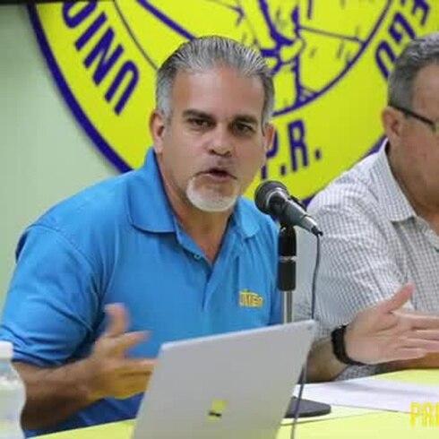 UTIER pide la acción del pueblo ante la posible privatización de la AEE