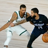 Hierve la sangre en la burbuja de la NBA y se habla de boicot