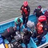 Golpe al narcotráfico en el mar: incautan 2,400 libras de cocaína