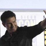 Tom Cruise quiere hacer película en el espacio