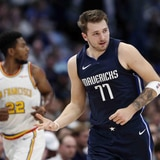 Los Mavericks humillaron a los Warriors
