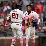 La ofensiva de los Braves apoyó al derecho Huáscar Ynoa