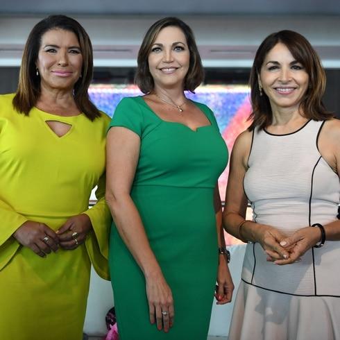 Poderosa alianza de tres reporteras contra el cáncer