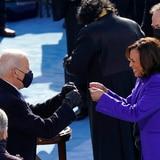 Joe Biden y Kamala Harris juramentan en histórica ceremonia