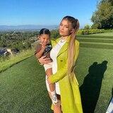 """Kylie Jenner: su hija Stormi protagoniza portada de """"Vogue"""" con solo dos años"""
