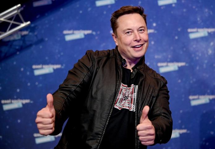 Elon Musk, fundador de SpaceX.