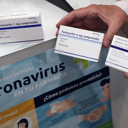 ¿Qué es la dexametasona?, medicamento al que apuestan contra el COVID-19