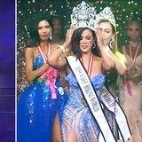 Hija de Ismael Miranda gana certamen de belleza