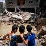 Israel permitirá la entrada de ayuda en la Franja de Gaza