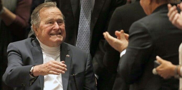 El expresidente sufre una forma de la enfermedad de Parkinson. (AP)
