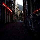 Reabre el distrito de rojo de Ámsterdam