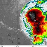 Tormenta tropical Sebastien tiene vientos de 50 mph
