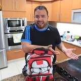 ¡Molusco tiene su mochila lista!