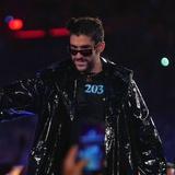 Luchadores de la WWE aplauden la actuación de Bad Bunny en WrestleMania