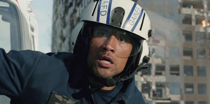 """Las audiencias otorgaron a """"San Andreas"""" 3.5 estrellas de un total de cinco. (Courtesy Warner Bros. Pictures via AP)"""