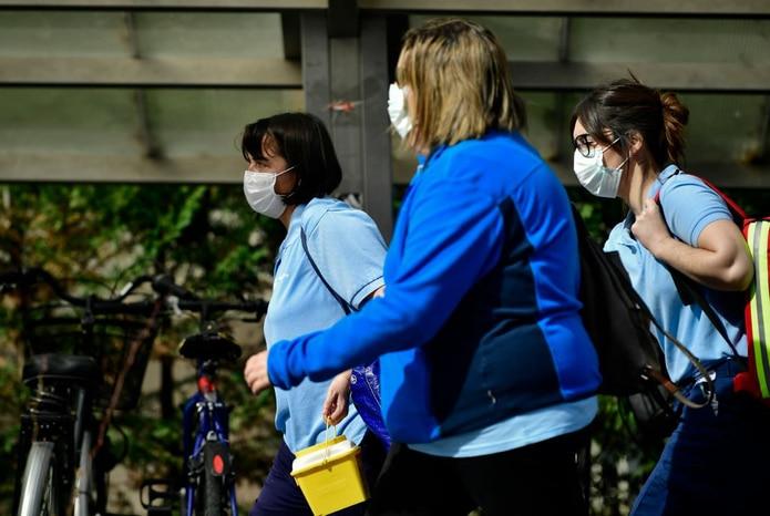 El gobernador de Florida Ron De Santis declaró el lunes el estado de emergencia