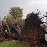 Posible tornado en Oklahoma causa más de 10 heridos