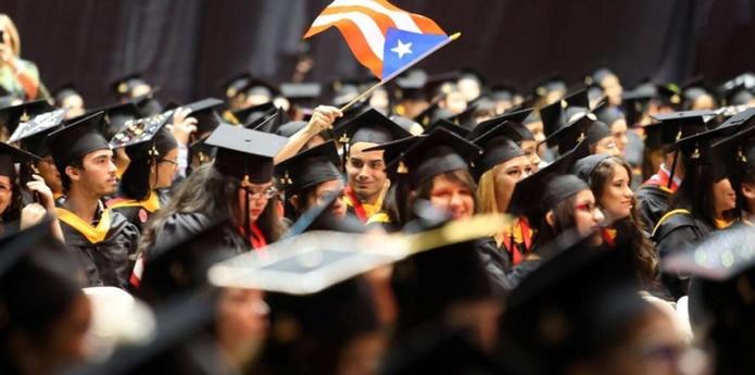 La UPR graduó 8,953 estudiantes. (Archivo / GFR Media)
