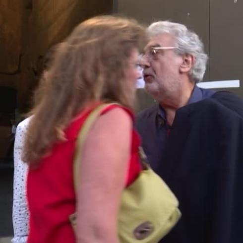 El tenor español Plácido Domingo confirma que tiene coronavirus