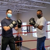 Tito Trinidad apadrinará un programa boxístico