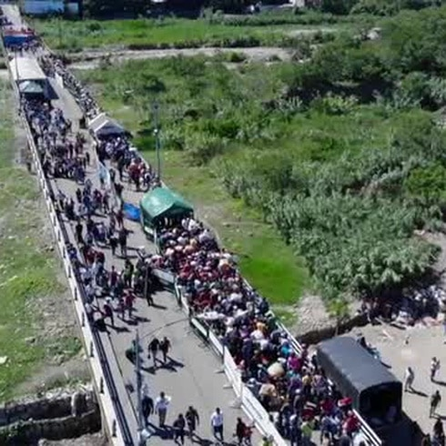 Más de 70 millones de refugiados y desplazados en 2018