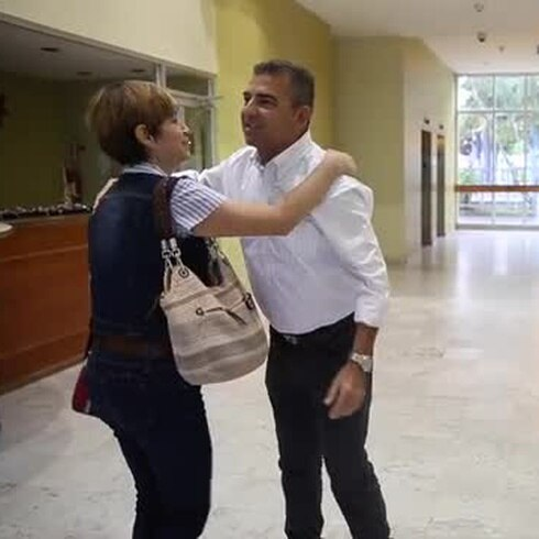 Oscar Santiago le tumbó el kiosko a Chabelo
