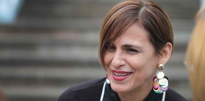 Zoé Laboy comenzó su función de secretaria de la Gobernación el lunes de la semana pasada. (juan.martinez@gfrmedia.com)