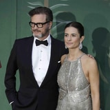 Actor británico Colin Firth se divorcia
