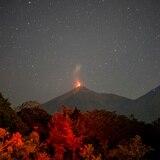 Guatemala alerta por erupción volcán de Fuego
