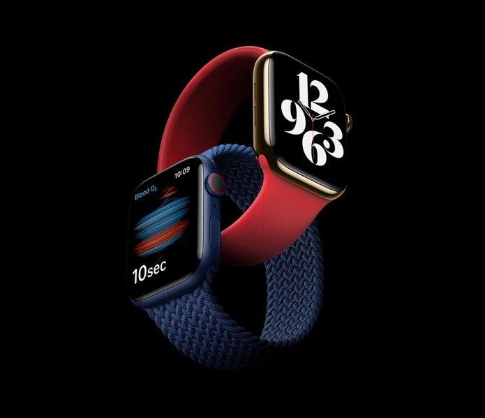 El precio del Apple Watch Series 6 comienza en los $399.