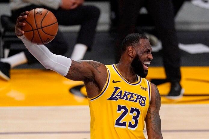 Los equipos de LeBron James han ganado las tres pasadas ediciones del Juego de Estrellas.
