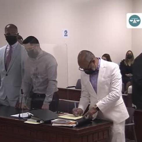 Jensen Medina: aquí el momento en que fue declarado culpable