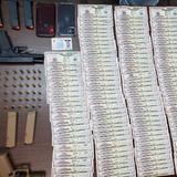 Policía Municipal de San Juan ocupa armas ilegales y más de $35,000