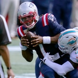 Inició bien la era de Cam Newton con los Patriots