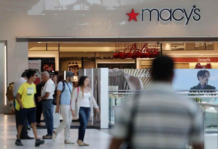 Macy's abrió el sábado sus puertas al público.