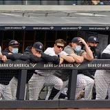 Tampa Bay barre a los Yankees, que han perdido cinco en fila