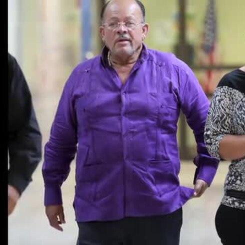 Cargos criminales contra El Chuchin y su esposa